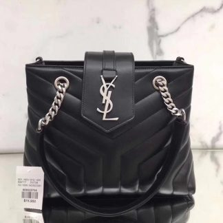 Highest Quality Saint Laurent Small Loulou Shopping Bag In