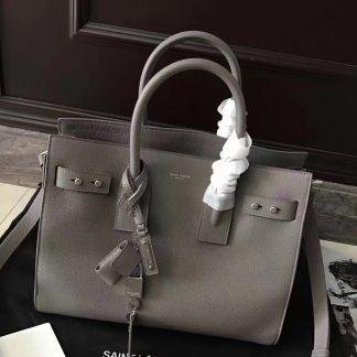 36d602661f8 You're viewing: Sale Saint Laurent Small Sac de Jour Souple Bag In Fog Grained  Leather Charlotte, NC – ysl side bag sale – 1318 £157.52